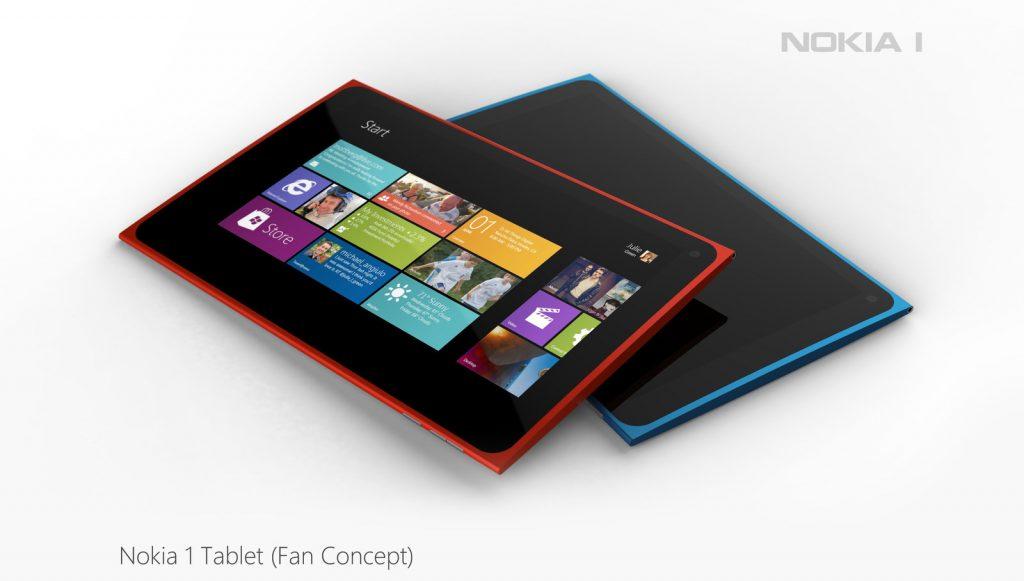 Tablet de Nokia