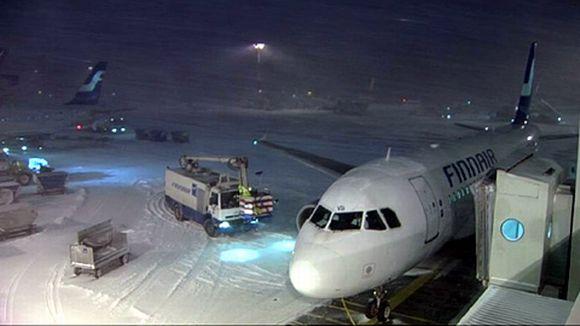 Aeropuerto Helsinki-Vantaa
