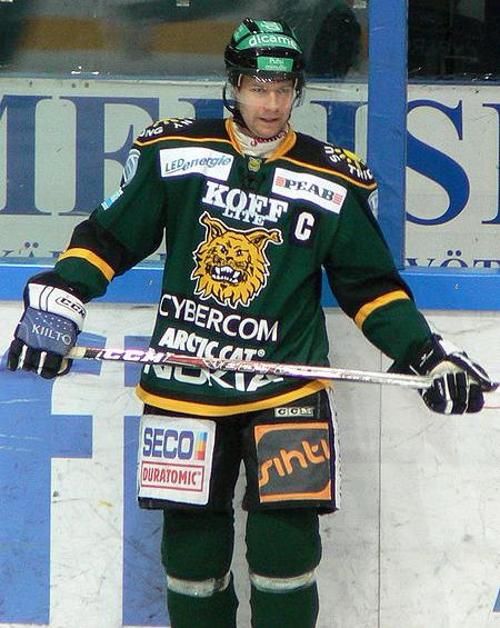 Antti Hulkkonen de Ilves