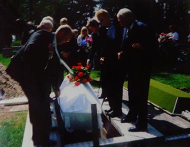 Funeral Finlandia