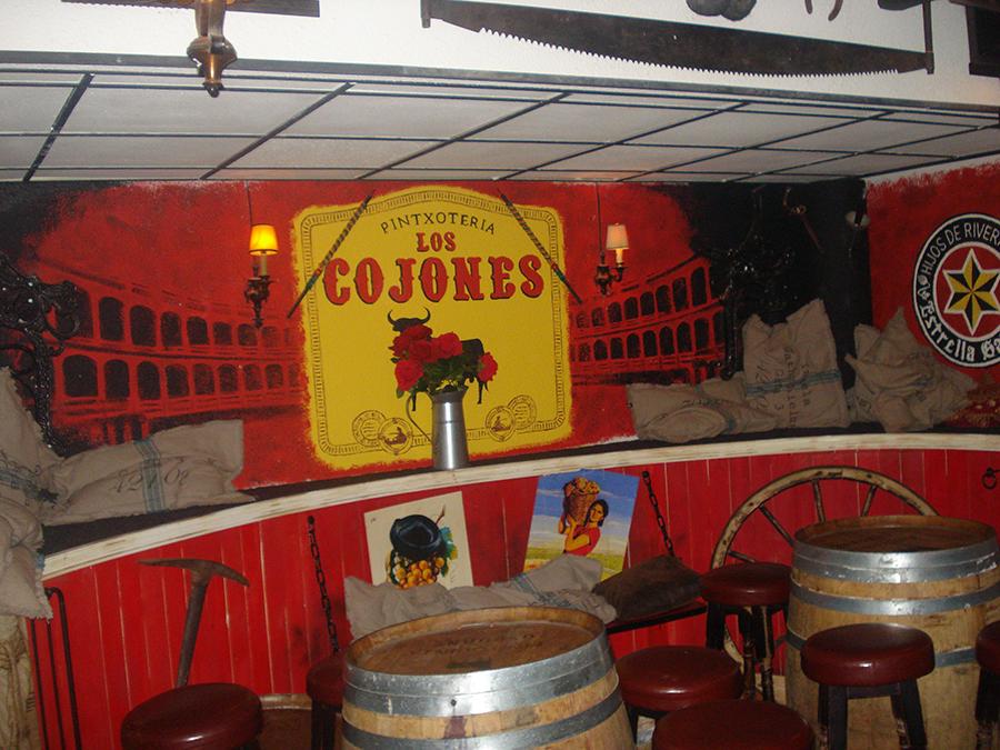 Bar Los Cojones Helsinki