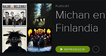 Spotify Finlandia