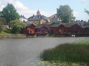 Río en Porvoo