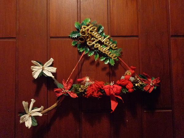 Hauskaa joulua, feliz Navidad