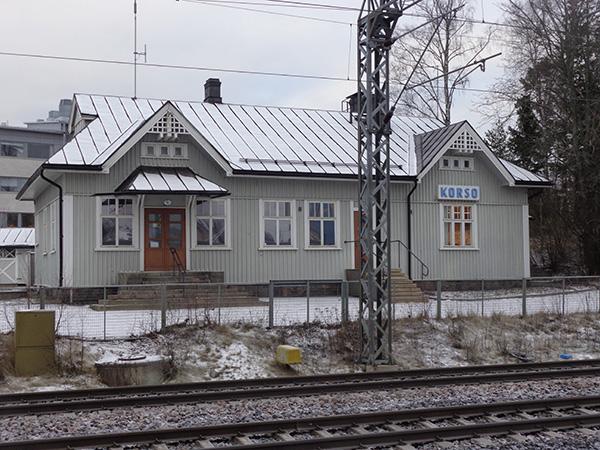 Estación de Korso