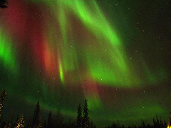 Aurora Boreal en Muonio