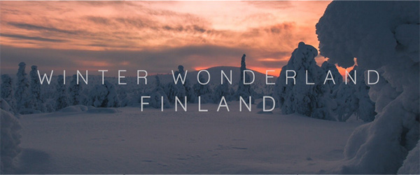 Winter Wonderland - Finland