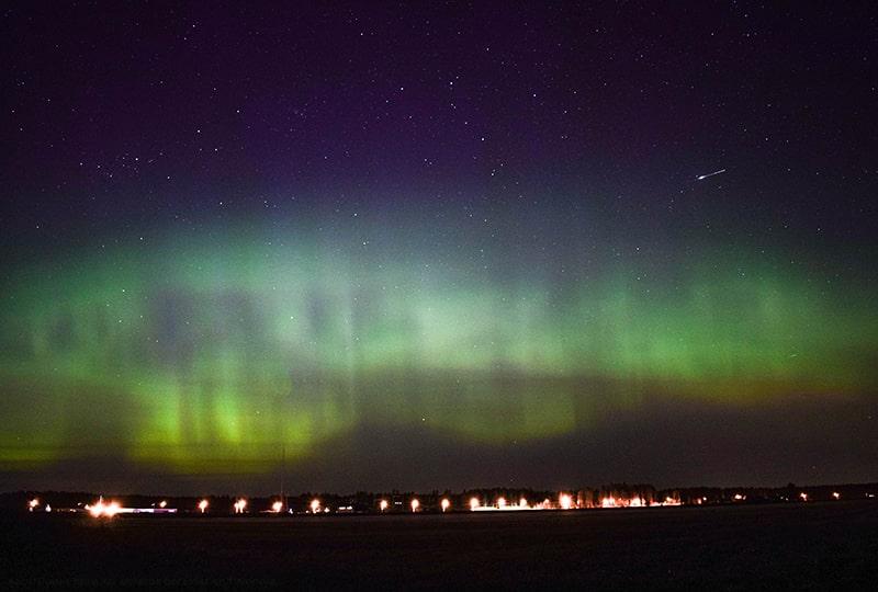 excursiones para ver auroras boreales en finlandia
