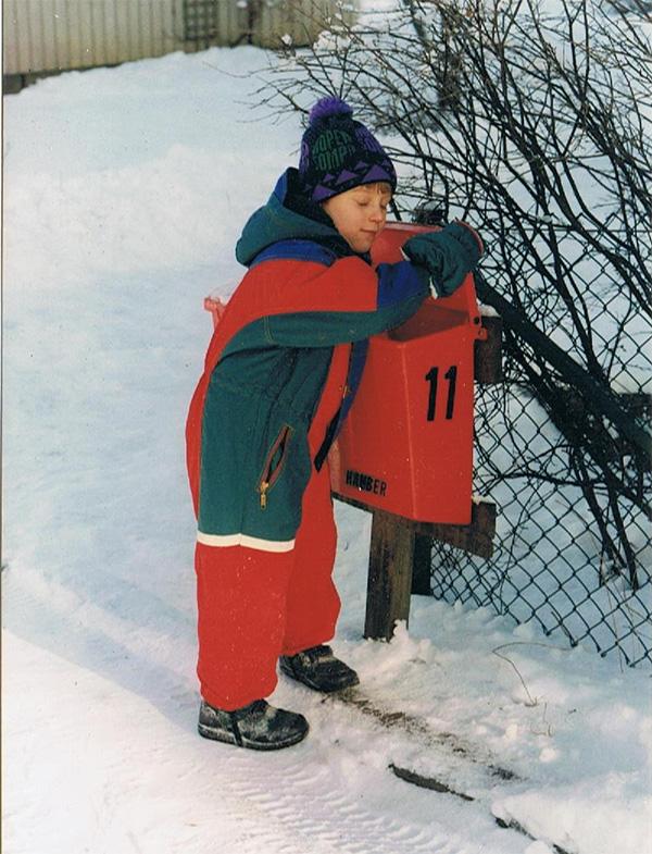 Buzón Finlandia
