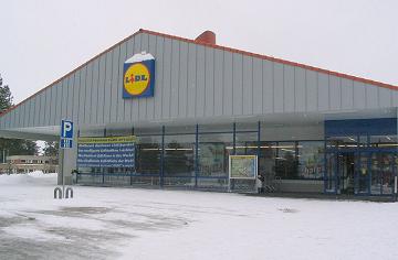 Lidl supermercado Finlandia