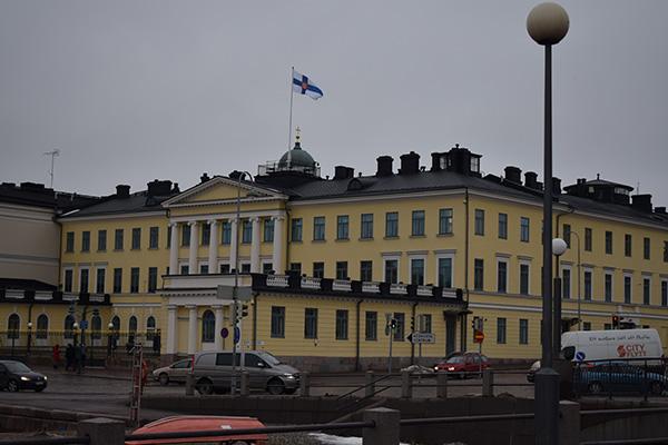 Palacio Presidencial Helsinki