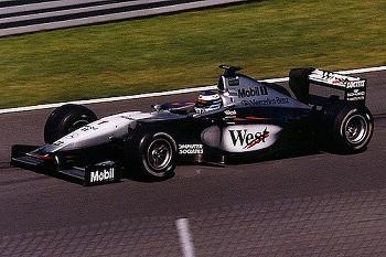 Häkkinen McLaren