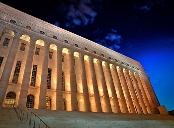Parlamento Finlandia