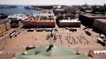 Helsinki time lapse