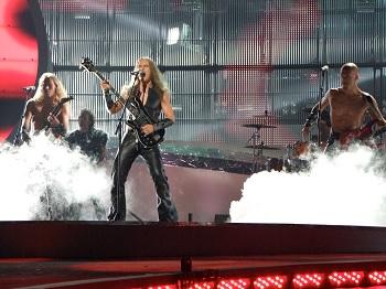Teräsbetoni Eurovisión