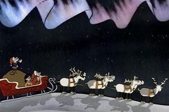 Película Navidad niños Finlandia
