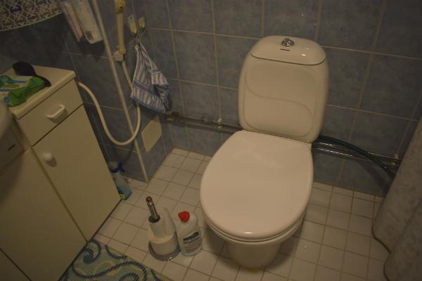 baño finlandés