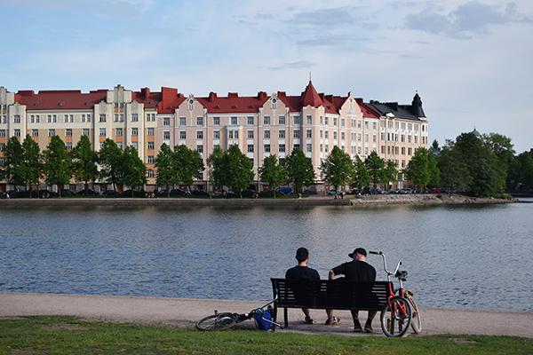 Tokoinranta Kallio Helsinki