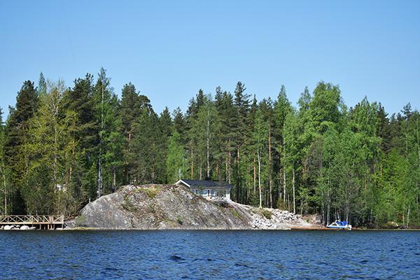 Lago Salajärvi Nastola