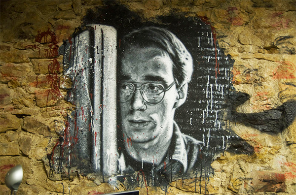 Retrato Linus Torvalds
