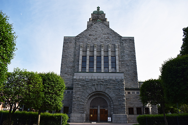 Iglesia de Kallio