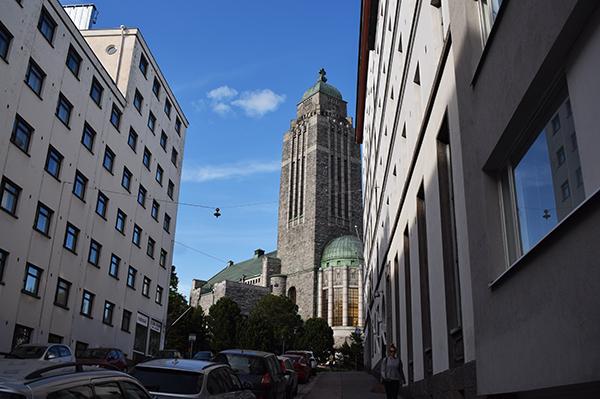 Kirkko Kallio Helsinki