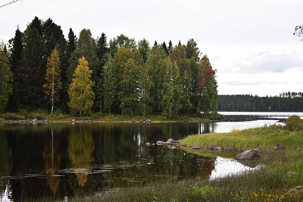 Kärenjärvi Kuhmo