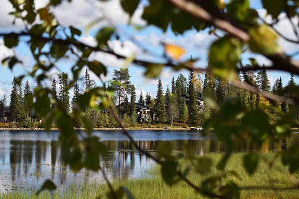 Luosto destino turístico Laponia