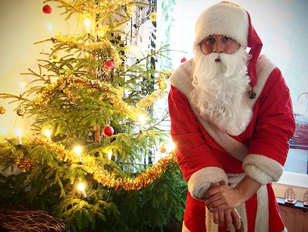 Nochebuena Papá Noel Finlandia