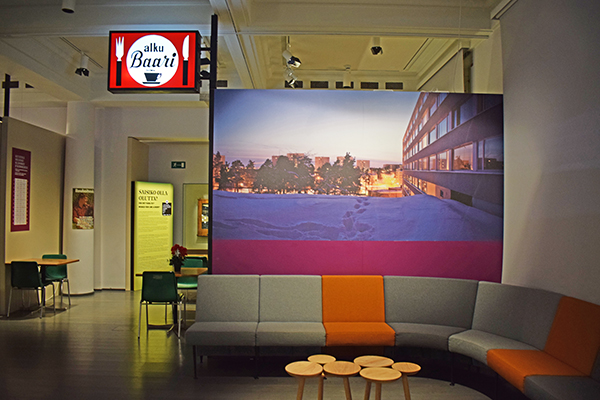 Museo Helsinki bar