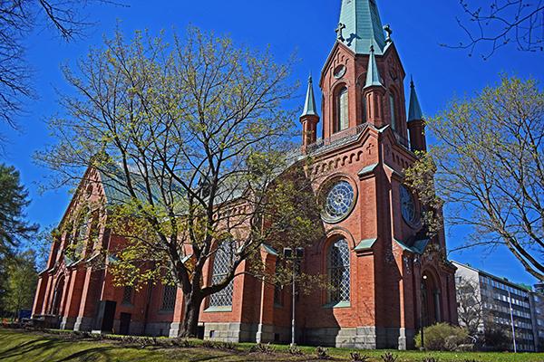 Iglesias de Tampere