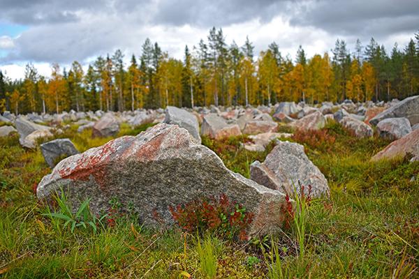 Talvisodan monumentti Suomussalmi
