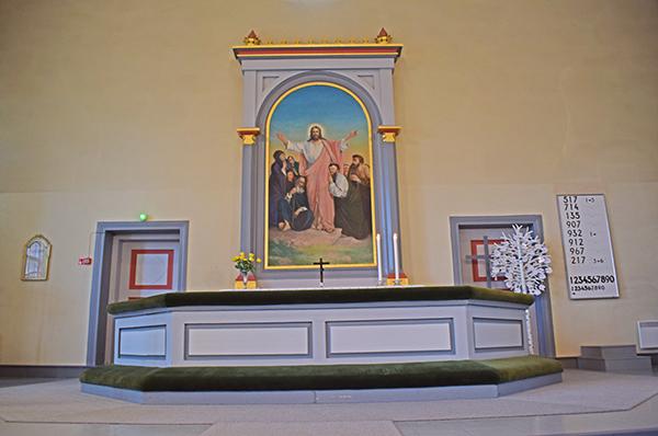 Iglesia Sodankylä kirkko