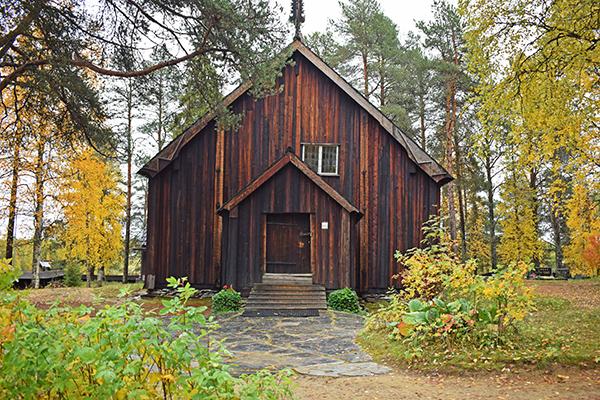 Sodankylän vanha kirkko