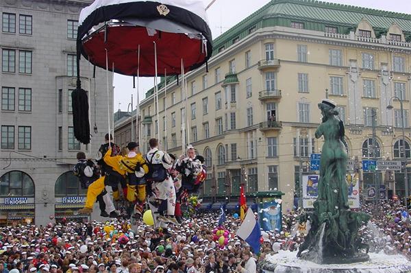 Fiesta Havis Amanda Helsinki