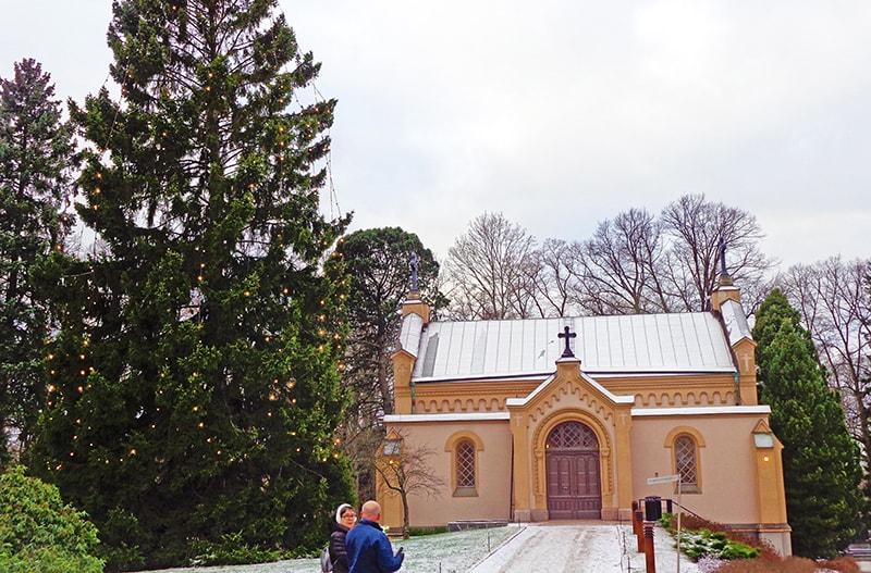 Cementerio Hietaniemi Helsinki