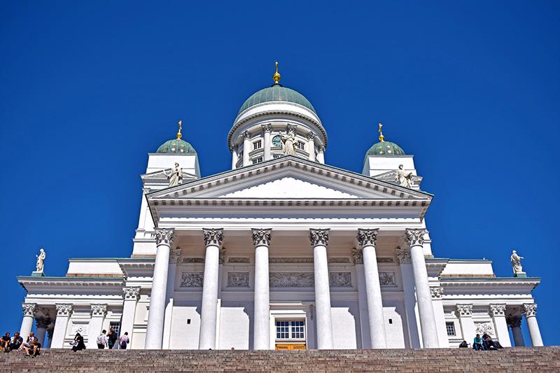 Catedral Helsinki Tuomiokirkko