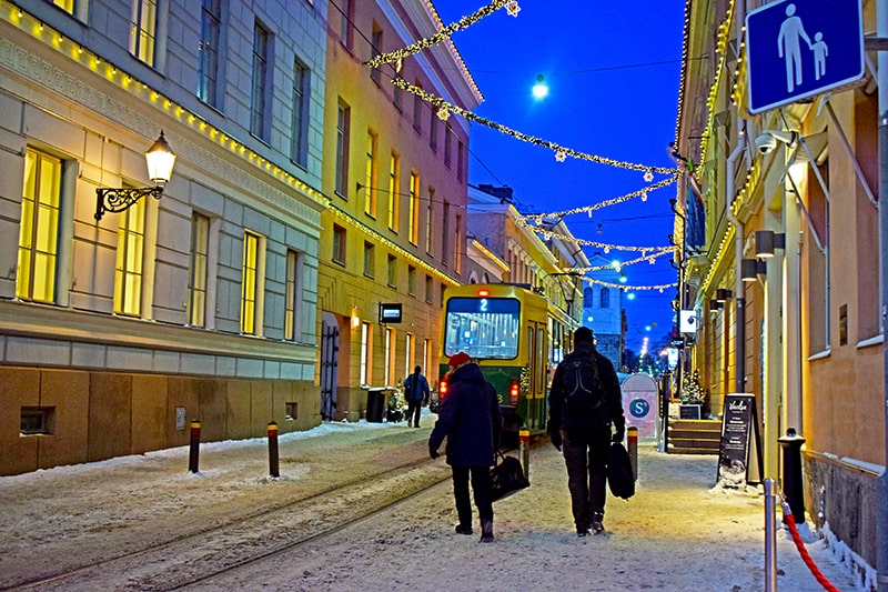 Helsinki limpieza