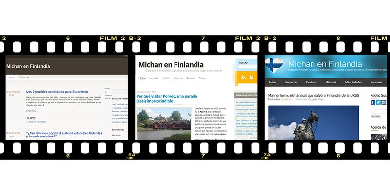 Historia de Michan en Finlandia