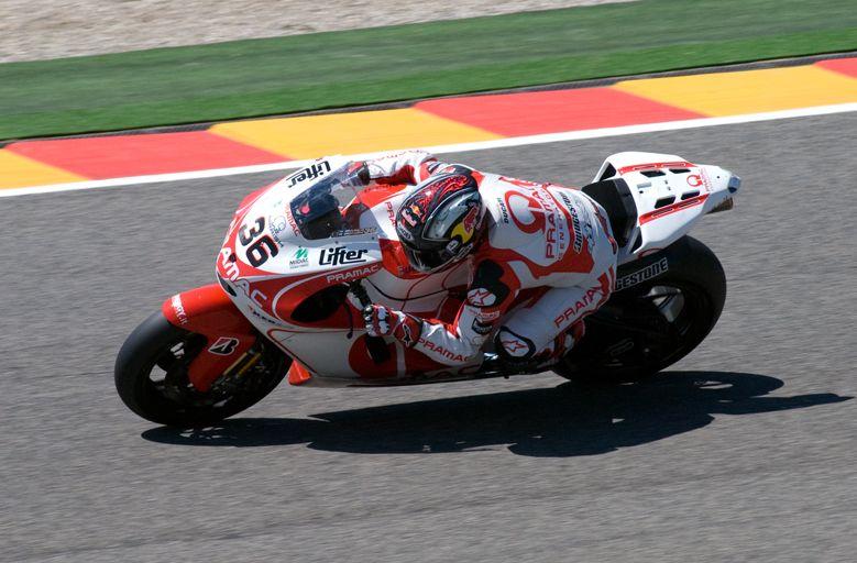Mika Kallio MotoGP