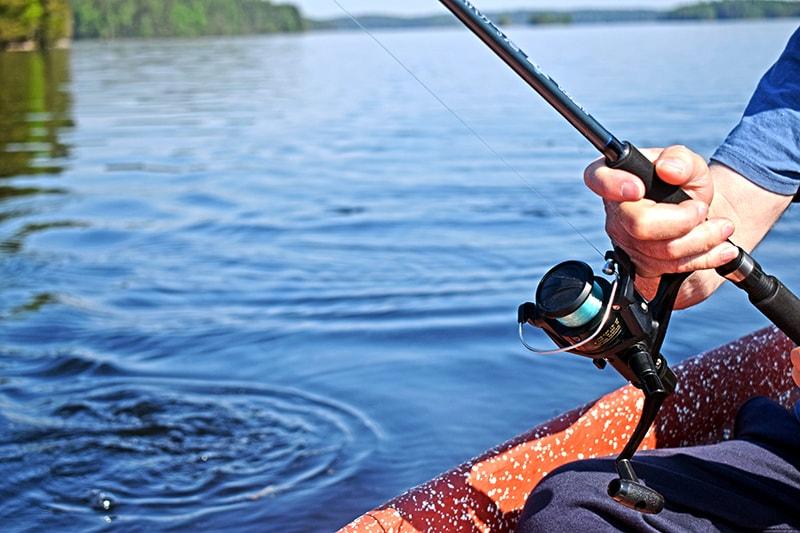Pesca Finlandia