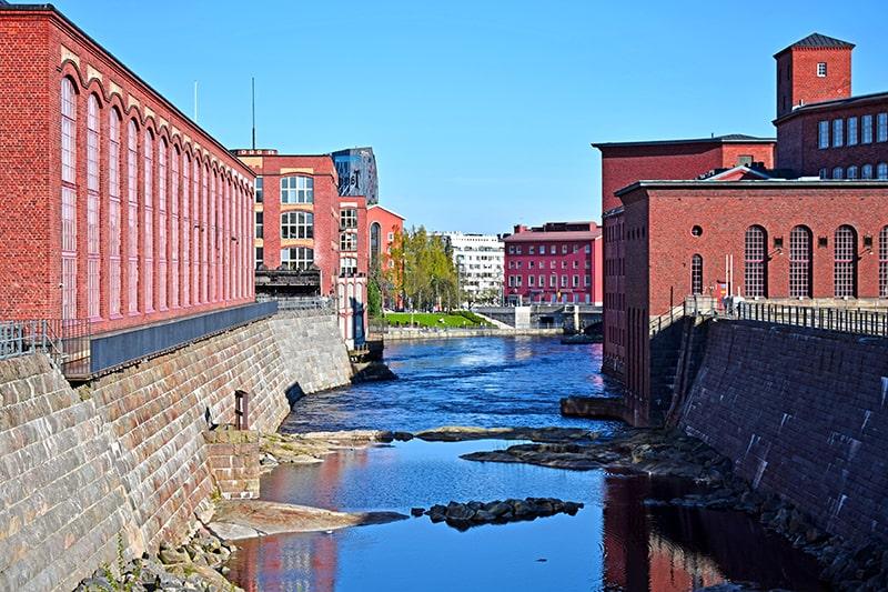 Tampere un día
