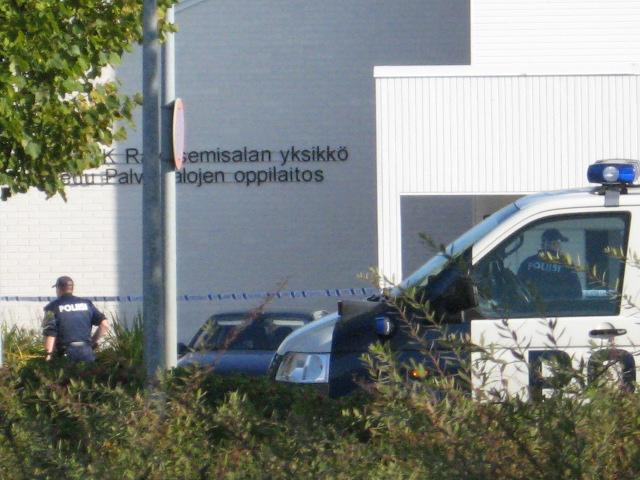 Tiroteo escolar Kauhajoki