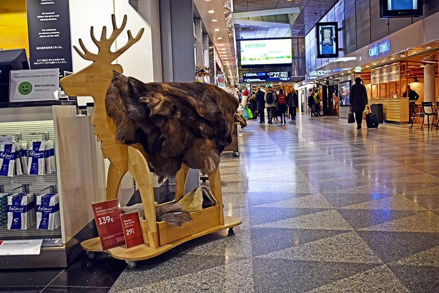 Aeropuerto Helsinki-Vantaa reno
