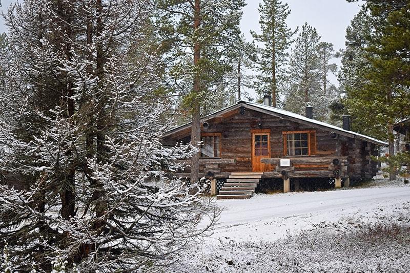 Alojamiento en Saariselkä