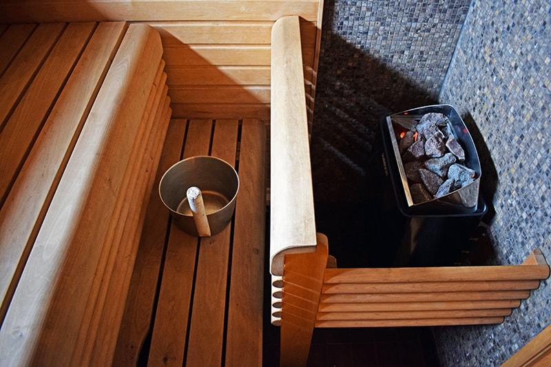 Sauna eléctrica Finlandia