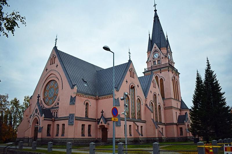 Iglesia Kemi