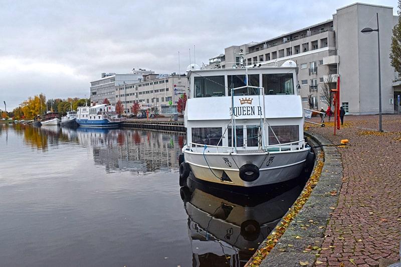 Kuopio puerto