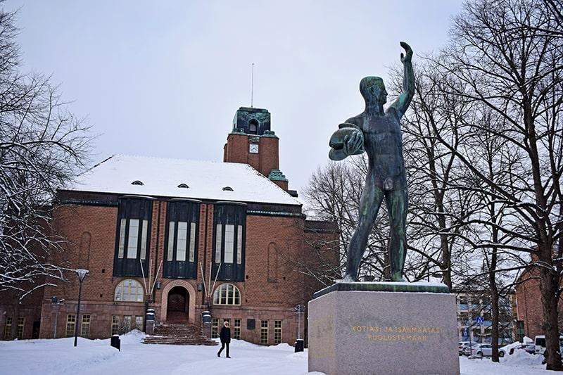 Ayuntamiento de Lahti