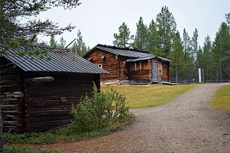 Inari museo Siida